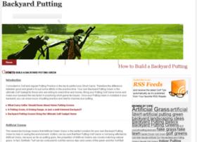 backyardputting.net