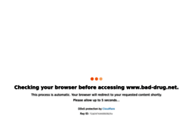 bad-drug.net