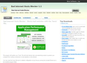 bad-internet-hosts-blocker.com-about.com
