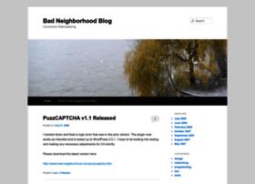 bad-neighborhood.blogsblogsblogs.com