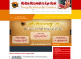 badambalakrishnaeyebank.org