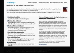 badbedbugs.com