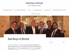 badboysofbrexit.com