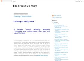 badbreathgoawayz.blogspot.com