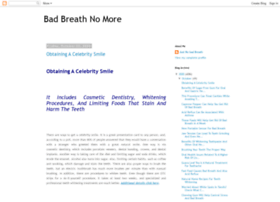 badbreathnomorez.blogspot.com
