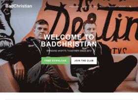 badchristian.com