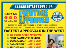 badcreditapproved.ca