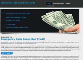 badcreditemergencyloans111.com