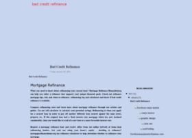 badcreditrefinance.blogspot.com