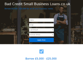 badcreditsmallbusinessloans.co.uk