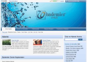 bademlerzemin.ticiz.com