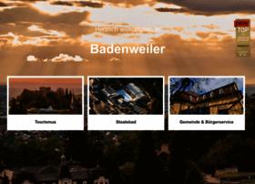 badenweiler.de