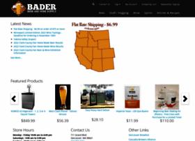 baderbrewing.com