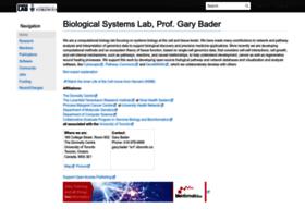 baderlab.org