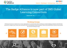 badgealliance.org