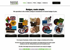badgecreation.co.uk