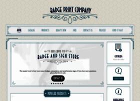 badgeprint.com