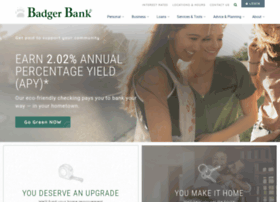 badgerbank.com