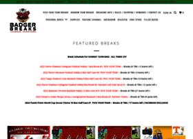 badgerbreaks.com