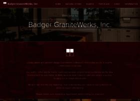 badgergranitewerksinc.com