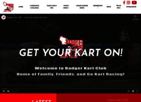badgerkartclub.com