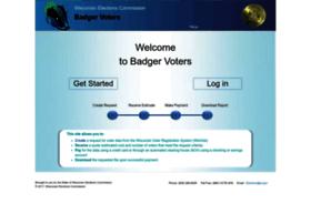 badgervoters.gab.wi.gov