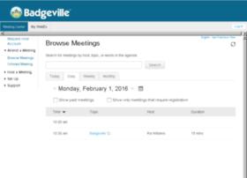 badgeville.webex.com