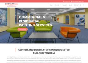 badhamspaintingcontractors.co.uk