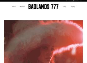 badlands777.com