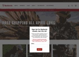 badlandspacks.com