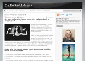 badluckdetective.wordpress.com