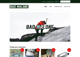 badmalone.com