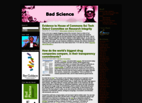 badscience.net