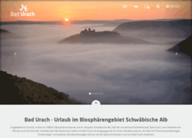 badurach-tourismus.de