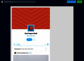 badveganwolf.tumblr.com