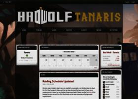badwolftanaris.shivtr.com