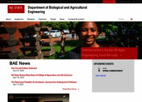 bae.ncsu.edu