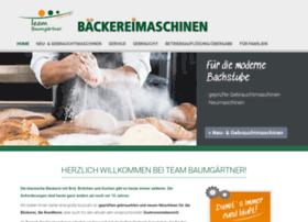 baeckereimaschinen-boerse.de