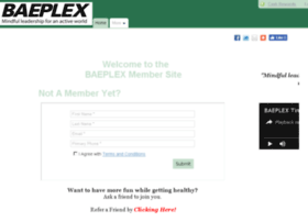 baeplexfamilymartialarts.perfectmind.com