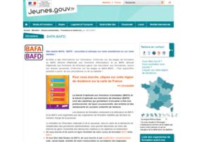bafa-bafd.jeunes.gouv.fr