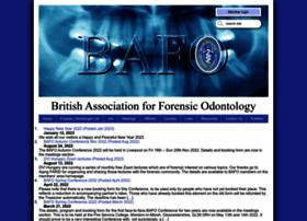 bafo.org.uk