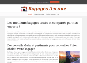 bagagesavenue.com