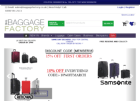 baggagefactory.co.uk