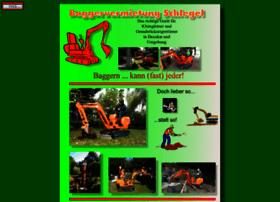 baggervermietung-schlegel.de