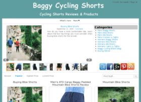baggycyclingshorts.com
