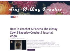 bagodaycrochet.com