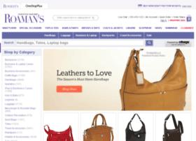 bags.roamans.com