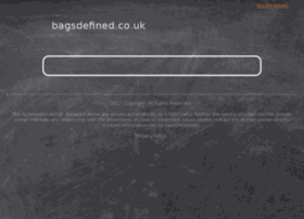 bagsdefined.co.uk