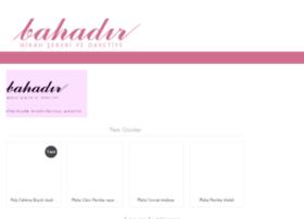 bahadirnikahsekeri.com