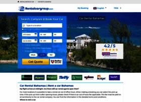 bahamas.rentalcargroup.com